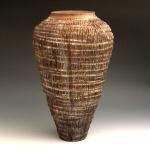 textured vase 1
